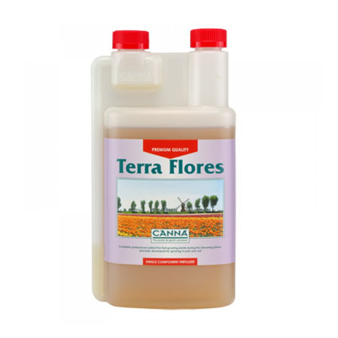 Terra Flores 500Ml (Floracion/Base)