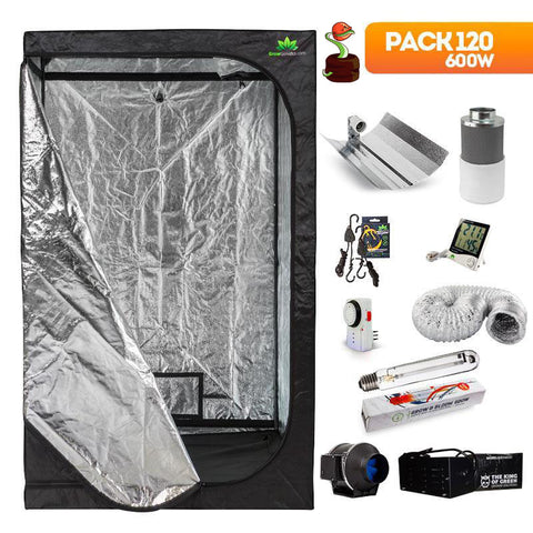 Kit Indoor 120 / 600W