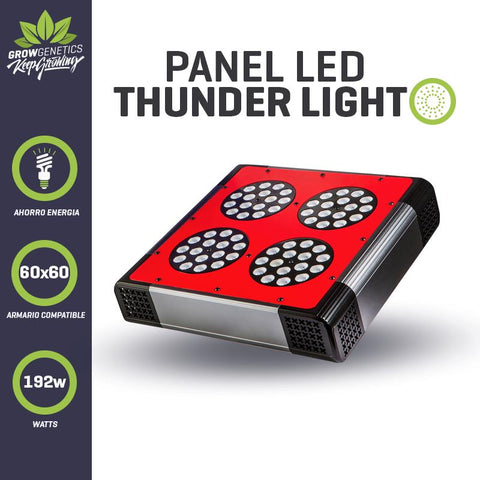 Panel Led Thunder Light 4 Extra Lumen - Grow Genetics
