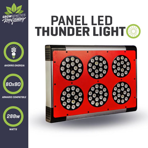 Panel Led Thunder Light 6 Extra Lumen - Grow Genetics