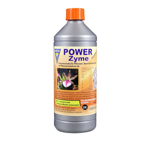 Power Zyme 500Ml (Estimulador de Raices/Aditivo)