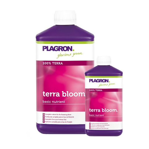 Terra Bloom 1 Litro (Floracion/Base)
