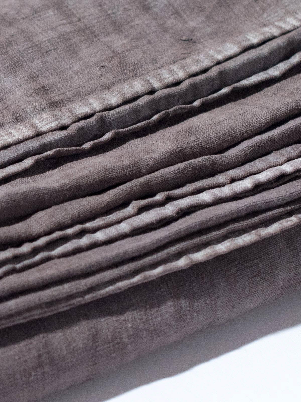 NATURAL LINEN THROW - Celestial - CELESTIAL - Sourced from artists in Europe, Asia and Africa, these limited edition pieces inspire a life of simplicity and style.