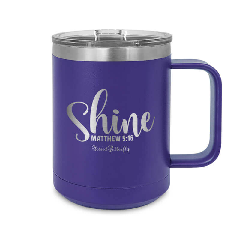 Shine Matthew516 Etched Ringneck Mug