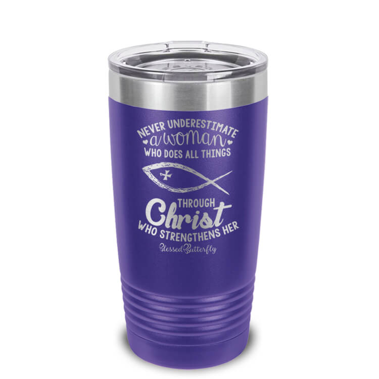 Does All Things Etched Ringneck Tumbler