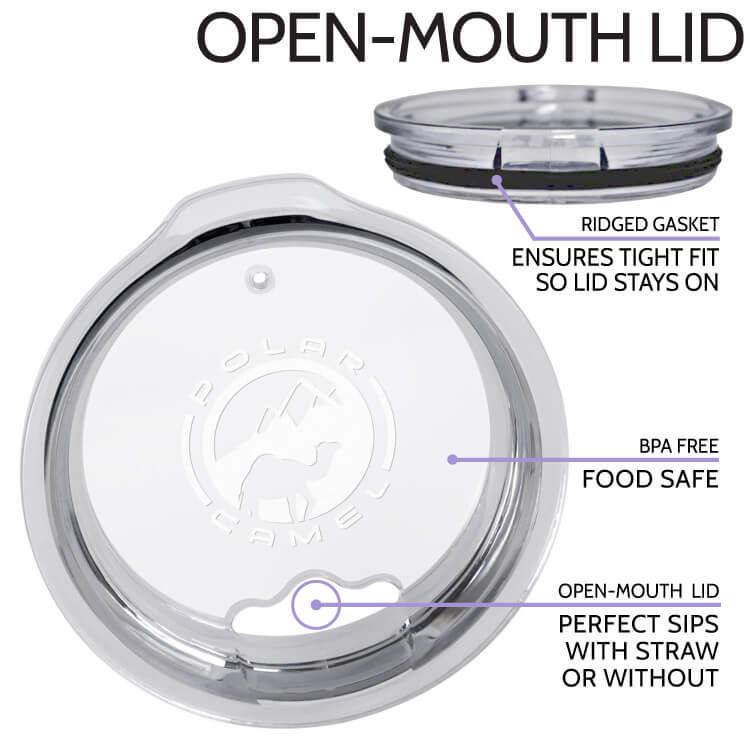 Open-Mouth Lid