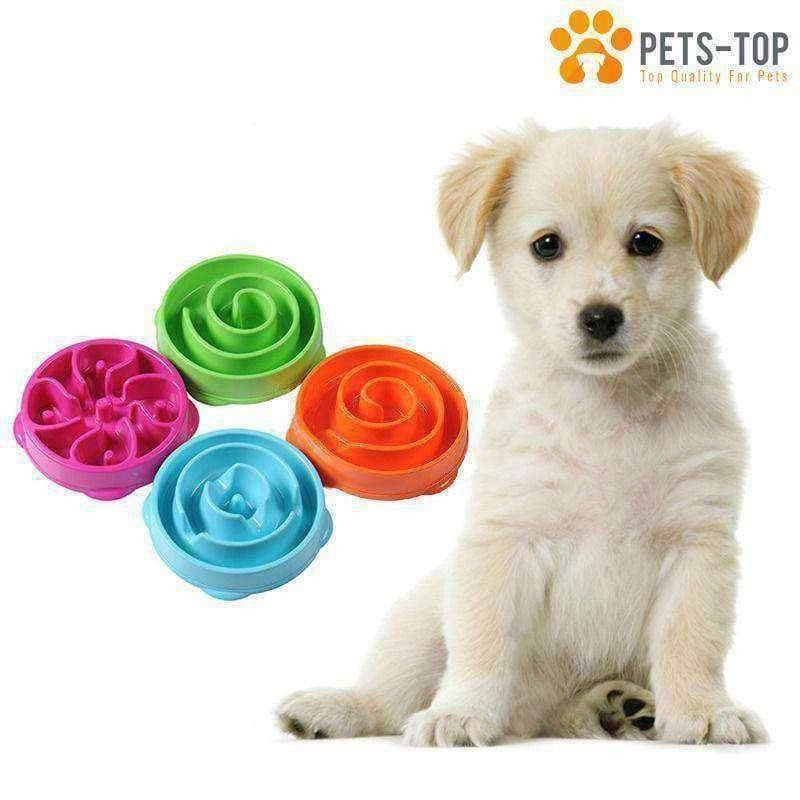 Gamelle Chien Anti glouton - One PETS-TOP