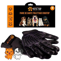 Gant Poils Chat Chien Toilettage Massage$ - {shop_name}