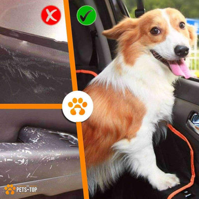 Housse Voiture Chien - One PETS-TOP