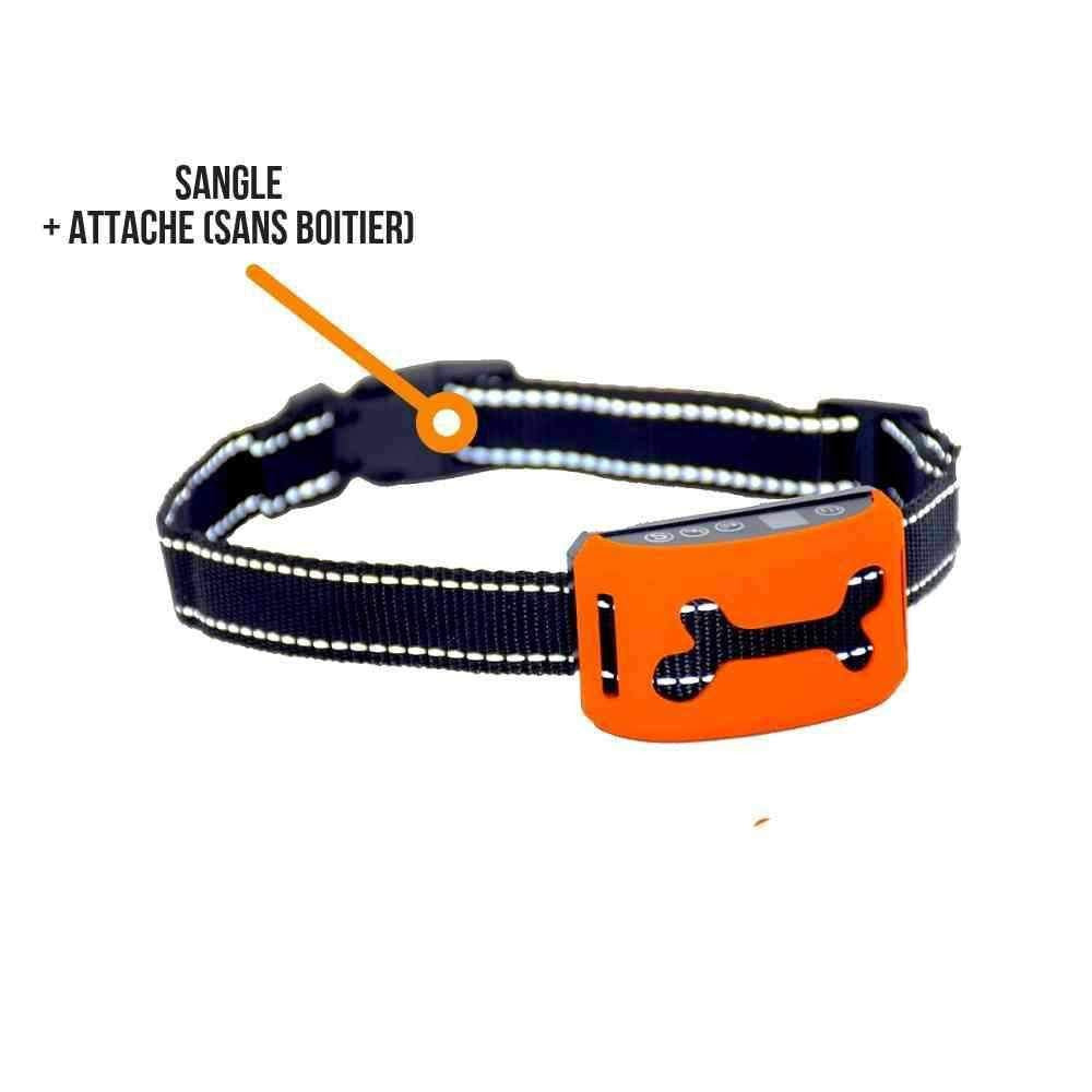 Sangle Collier Anti Aboiement Son & Vibration - One PETS-TOP