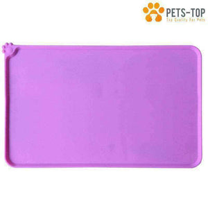 Tapis Antidérapant Gamelle - One PETS-TOP