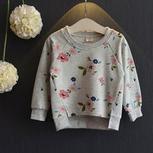 Flower Sweatshirt