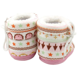 Fleece Booties