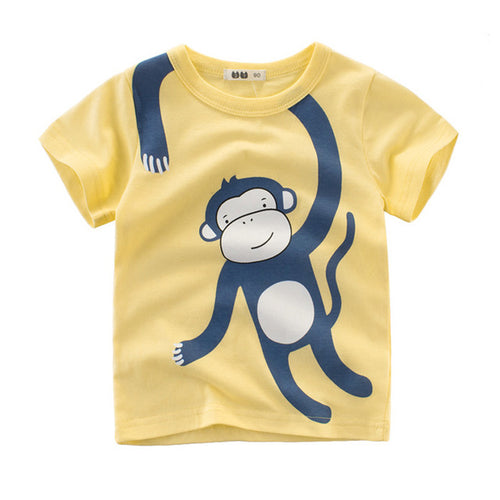 Swinging Monkey Tee