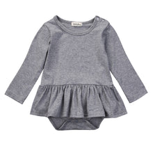 Ruffle Love Onesie  - Small Fry Supply