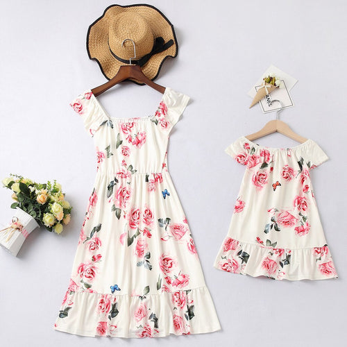 Mommy&Me Floral Dress