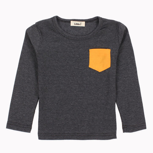 Pocket Sweatshirt sweatshirt - Small Fry Supply