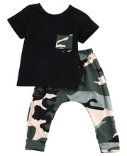 Camo Set (more colors) tops - Small Fry Supply