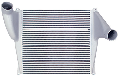 HT220501  - Kenworth Charge Air Coolers, Fits T600, T800, C500, W900