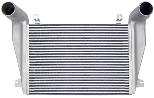 HT223031  - Freightliner Charge Air Cooler, Fits Conventional Cab, FLD 120 Long Hood