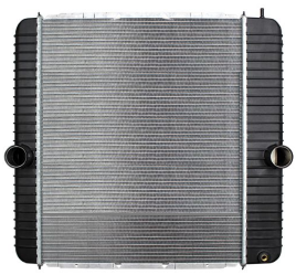 HT245329P  - International / Ford Radiator, fits F650 and  F750 and International  3000, 3600, 3800, 4100 thru 4600 Series