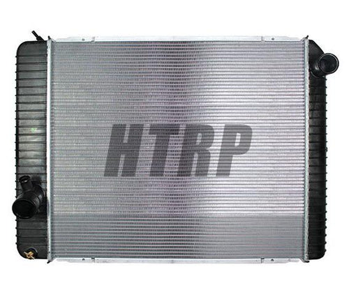 HT245444P  - International / Navistar Radiator, fits 3800, 4100, 4200, 4300, 4400 and BE & CE Bus, and Ford F650, F750