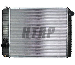HT245639P  - International / Navistar Radiator, fits International 3800, 4100, 4200, 4300, 4400, series and BE and CE Bus,  and FORD F650, F750.