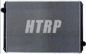 HT245967P  - International / Navistar Radiator, Fits 2000, 2500, 2600, 5000, 5500, 5500i, 5600, 5600i, 5900, 5900i, 7300 -7700, 8200, 8300, 9100, 9200, 9300, 9400, 9900