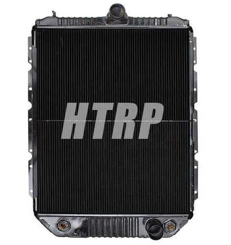 HT245617C  - International / Navistar Radiator, Fits 2300, 3000, 3600, 3800, 4900 Series