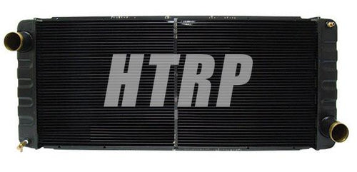 HT240207C  - Kenworth / Peterbilt Radiator, Fits Kenworth T300 and Peterbilt 330, 335, 340