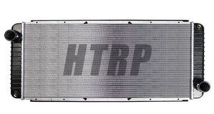 HT240207P  - Kenworth / Peterbilt Radiator, Fits Kenworth T300 and Peterbilt 330, 335 & 340