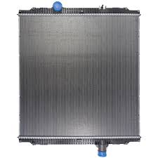HT241021P  - Kenworth / Peterbilt Radiator, Fits Kenworth W900, Peterbilt 384, 386