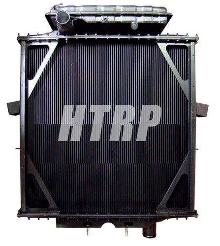HT241036  - Peterbilt Radiator 4 Row, Fits 357, 362, 377, 378, 379, 385, 387