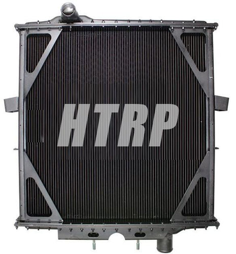 HT241076  - Peterbilt Radiator, Fits 357, 375, 377, 379, and 385 (4 row)