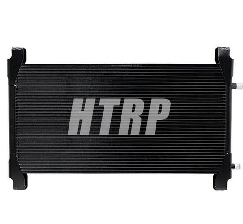 HT212611  - Volvo / White Condenser, Fits Conventional Cab WCA, WIA Series