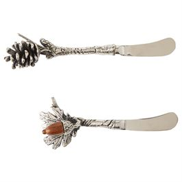 Acorn or Pine Cone Spreader