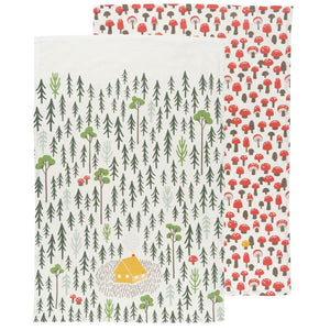 Dish Towels - Retreat Set of 2