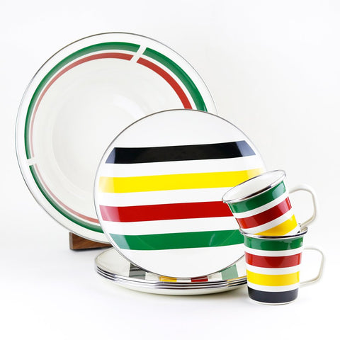 Cabin Enamelware Collection