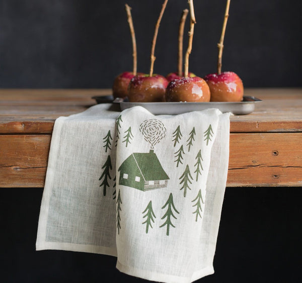 Dish Towel - Cottage Retreat Linen