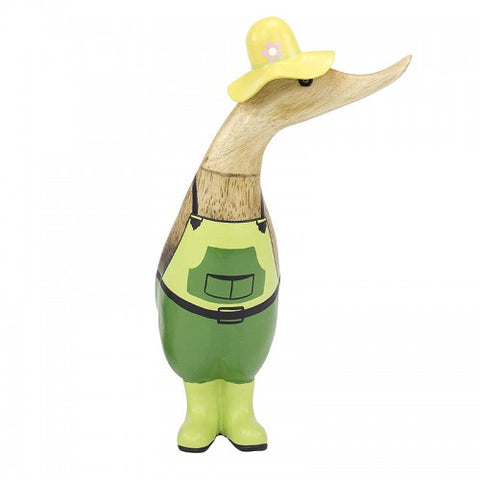 "Duckling 9"" - Country Lady Gardener"