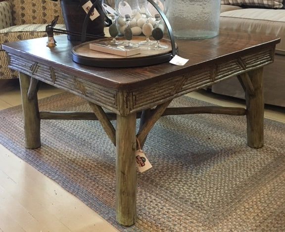 Artisan Coffee Table Vintage