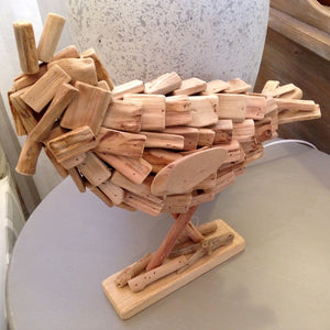 Wooden Chicken