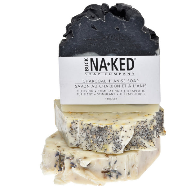 Agricultural Products :: Buck Naked (Unscented) Goat Milk Soap