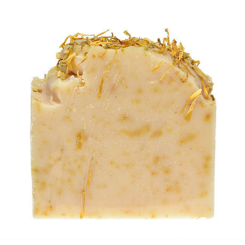 Energizing Marigold Soap - Buck Naked Soap Company Inc