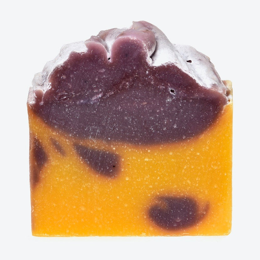 Lemon + Lavender Soap - Limited Edition Scent - Buck Naked Soap Company Inc