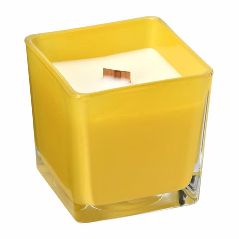 Lemon + Lavender Coconut Wax Candle 250ml/8.5oz