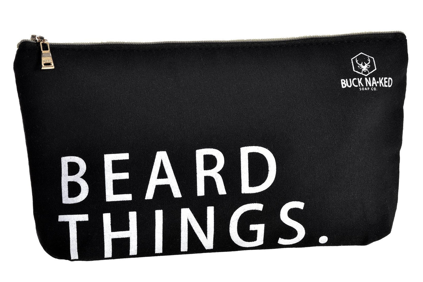 Beard Things Essential Bag - Buck Naked Soap Company Inc