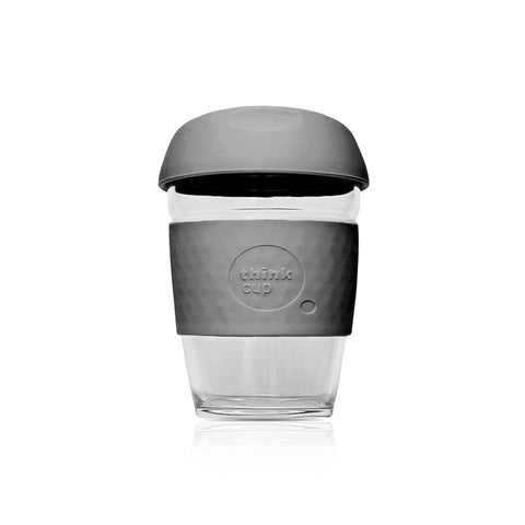 Reusable Cup 12oz CHARCOAL