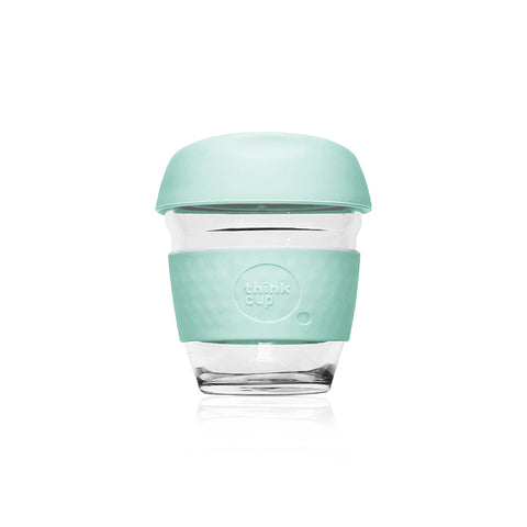 Reusable Cup 8oz SEAFOAM