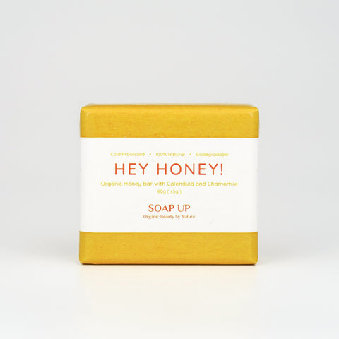 Hey Honey! Bar Soap
